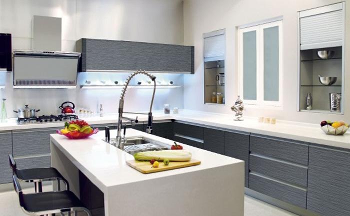 Hướng nhà bếp và nhà vệ sinh