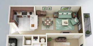 Cách hóa giải phong thủy bếp và phòng ngủ xấu