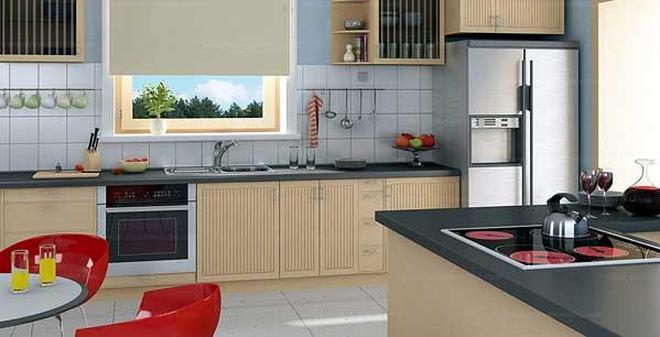 Bếp nấu cần dựa lưng bếp nên dựa vào bức tường vững chắc, tránh đặt bếp tại nơi có gió lớn hay có cửa sổ phía sau bếp bởi nó có thể ảnh hưởng đến việc nấu nướng.