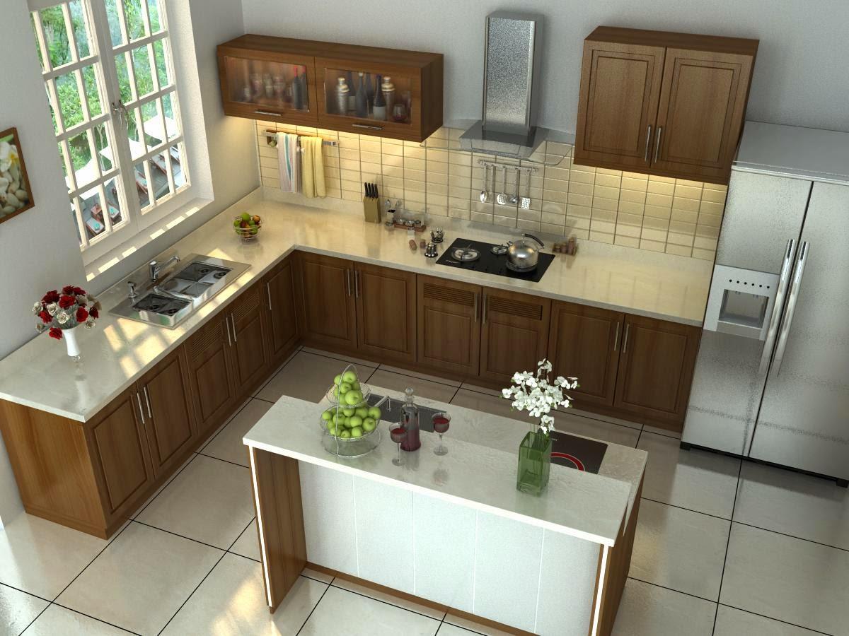 cách bố trí bếp và nhà vệ sinh