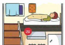 Những điều kiêng kị trong bố trí phòng ngủ