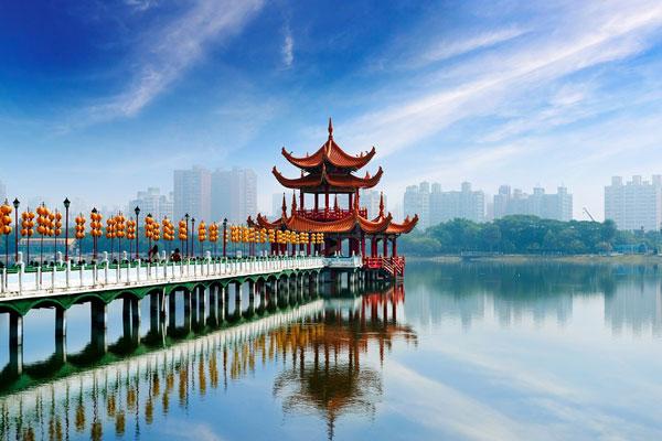 nắm chắc lịch trình du lịch Đài Loan