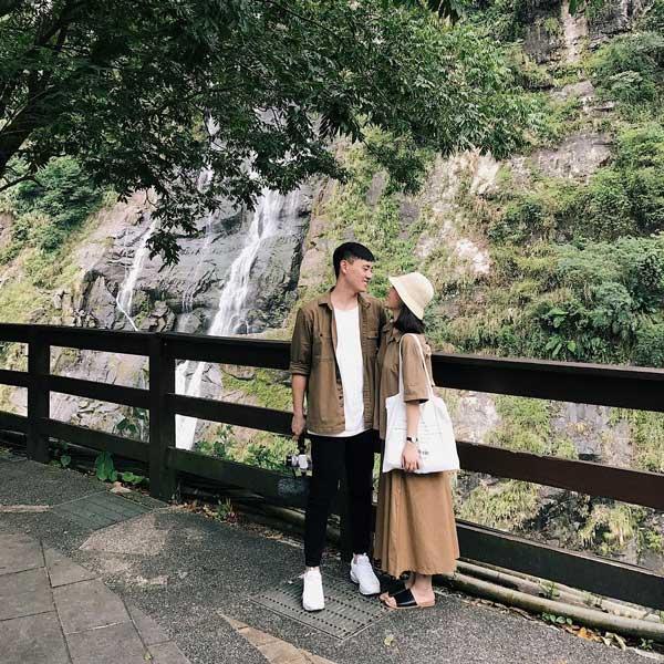 trang phục khi du lịch Đài Loan