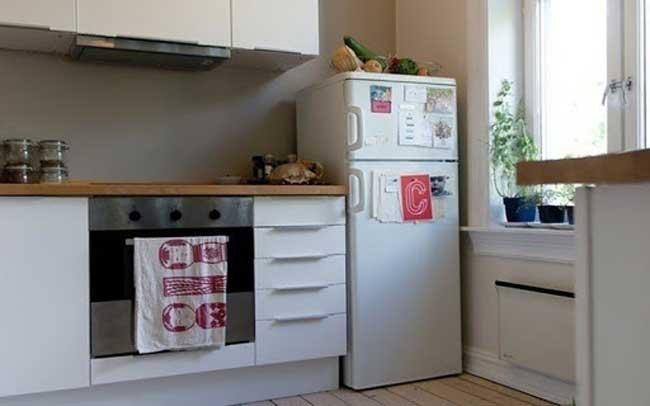 Hướng đặt tủ lạnh